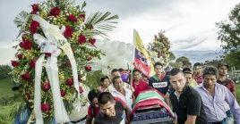 """""""El exterminio de líderes sociales es una verdadera tragedia humanitaria en Colombia"""", denunció el Procurador General."""