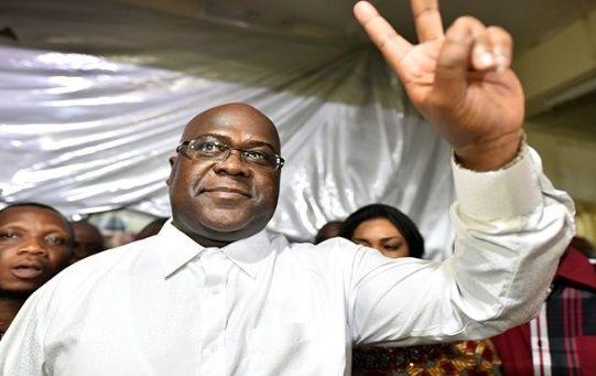 Félix Tshisekedi es electo presidente tras 17 de Joseph Kabila al frente del país.