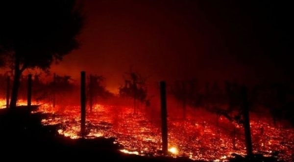 California Fires Hurricane Michael 2018 S Costliest