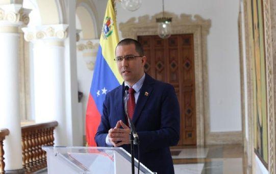 En reiteradas oportunidades, el canciller Arreaza rechazó la acción unilateral de Guyana al considerar que es contraria al Acuerdo de Ginebra.