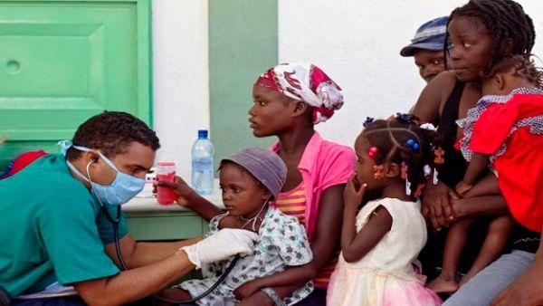 La solidaridad de laRevolución cubana, reflejada en su pueblo y sus profesionales de la salud, abraza al mundo entero.