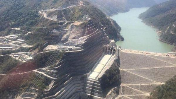 Organizaciones sociales advierten de nuevos derrumbes en la zona del proyecto Hidroituango