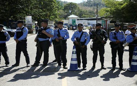Gobierno hondureño ha extremado las medidas de seguridad en la frontera con Guatemala.