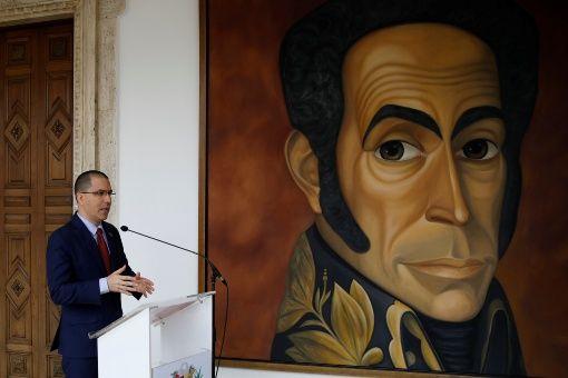 El canciller venezolano ratificó que el pueblo de su país defenderá su soberanía y su democracia.