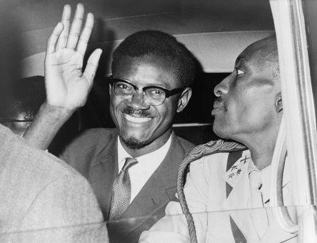 Patrice Lumumba es el mártir del nacionalismo africano.