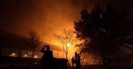 La explosión tuvo lugar en las cercanías de una refinería de Pemex.