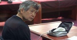 La junta médica determinó que Alberto Fujimori se encuentra estable y puede retornar a prisión.