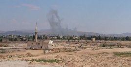 De acuerdo con la agencia estatal Sana, el estallido se produjo en un distrito cerca de una autopista al sur de la capital.
