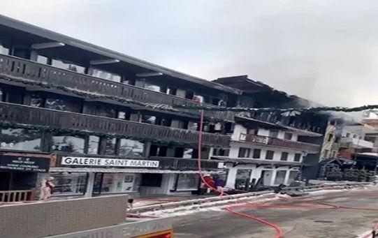 Las autoridades indicaron que aún desconocen las causas del incendio.