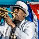 La iniciativa de levantar un festival de jazz se originó en 1980, a partir de una serie de encuentros organizados por el compositor cubano Bobby Collazo.