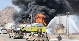 Los bombardeos que se registraron en el sur, norte y centro de la capital, dejaron al menos dos personas muertas.