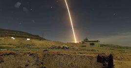 Más temprano este domingo Siria neutralizó otro ataque con misiles israelíes lanzados desde el Mar Mediterráneo.
