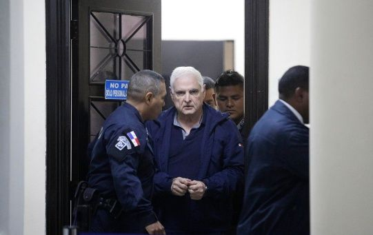 El Ministerio Público designó a Ricaurte González como fiscal acusador en el caso contra Martinelli.