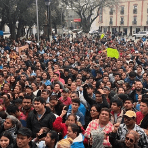 Mexico: 40,000 Factory Workers Strike for Better Wages   News
