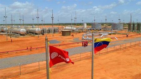 EE.UU. mantiene su interés en las reservas petroleras de Venezuela.