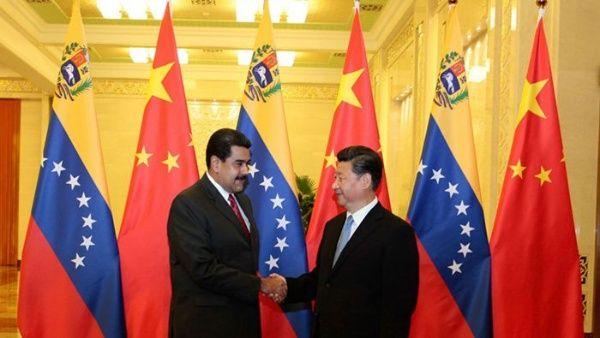 Le gouvernement chinois a réitéré son soutien au dirigeant et au peuple vénézuéliens.