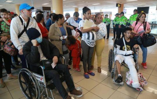 Durante 2018, el Plan Vuelta a la Patria facilitó unas 12.000 repatriaciones de ciudadanos venezolanos de Brasil, Perú, Ecuador, Argentina, República Dominicana, Colombia, Chile y Panamá.