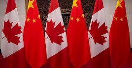 Políticos de la oposición canadiense acusaron al exdiplomático de tensar aún más las relaciones entre Canadá y China.