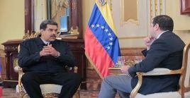 """""""No va a haber poder imperial que quiebre la resistencia moral del pueblo venezolano"""", dijo el jefe de Estado."""