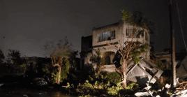 Según versiones preliminares del organismo, entre los barrios afectados estuvieron Santo Suárez, Luyanó, Vía Blanca, Regla y Chibás.