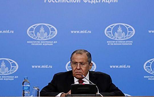 El canciller ruso llamó a la comunidad internacional a respaldar al Gobierno de Nicolás Maduro.