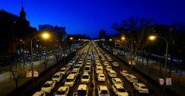 Los conductores de taxis esperan que exista mayor igualdad al momento de la contratación de servicios.