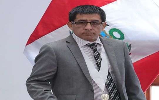 El juez Carhuancho es uno de los magistrados claves en la causa Odrebrecht