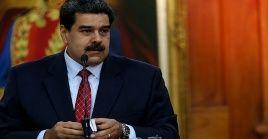 El presidente Nicolás Maduro denunció los planes injerencista de EE.UU. contra su país.
