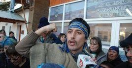 Jones Huala ha denunciado las irregularidades en su juicio.