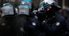Segúnel Ministerio del Interior, desde el 17 de noviembre de 2018 hasta la fecha, fueron disparadas 9.228 balas de gomas en protestas.