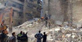 Autoridades reportaron que las labores de rescate en el lugar ya concluyeron.