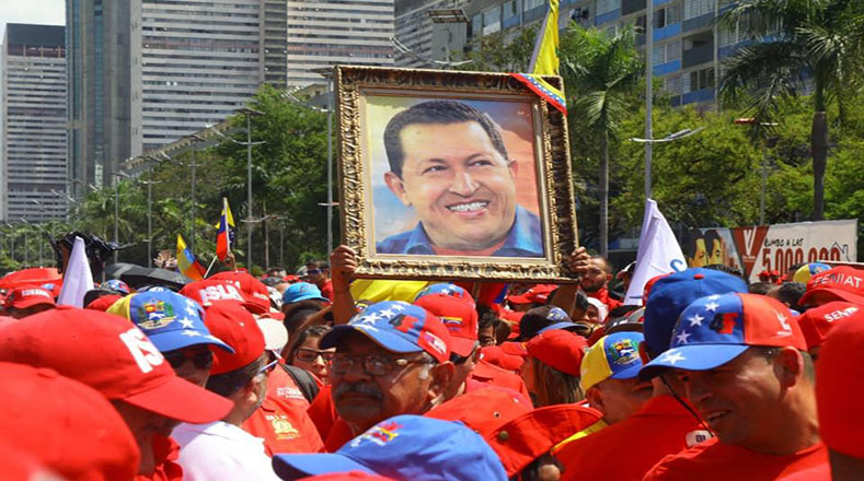 Hace 20 años, el 2 de febrero de 1999, Hugo Chávez se juramentó por primera vez como presidente de Venezuela.