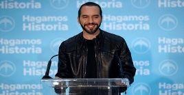 Nayib Bukele podría convertirse en el presidente más joven de El Salvador