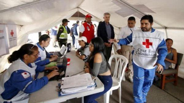 La Cruz Roja de Colombia informó que no puede participar en las iniciativas de entrega de asistencia planteadas para Venezuela desde Colombiasin que exista un acuerdo previo del Gobierno con el Movimiento.