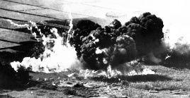 La Convención de las Naciones Unidas prohibió el uso de las armas incendiarias a partir de 1980.