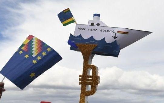 Bolivia insiste en que Chile tiene la obligación de negociar la salida al mar y concederle el espacio que hace más de un siglo le fue arrebatado.
