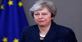 La primera ministra, Theresa May, habría viajado a Bruselas con el objetivo de reabrir las negociaciones sobre los acuerdos de retirada.