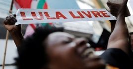 Brasileños se movilizan en apoyo a Lula da Silva en las principales ciudades del país.