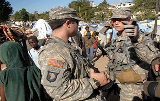 La figura de la ayuda humanitaria es parte de la agenda intervencionista de EE.UU.