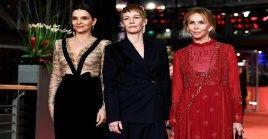 La edición 69 del festival apuesta por tener más mujeres en su jurado, en la lista de películas y su personal.