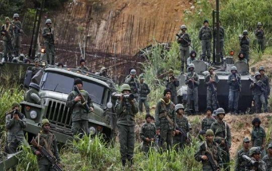 """Estos fueron considerados por el presidente de Venezuela Nicolás Maduro como los """"más importantes de su historia""""."""