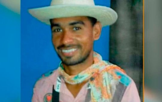 El comandante de la Policía de la región, el coronel George Quintero, sostuvo que Moreno fue tiroteado el viernes pasado cuando llegaba a su vivienda.