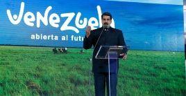 El presidente anunció el lanzamiento del Instituto Marca País.