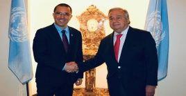 La ONU ha manifestado en varias oportunidades su llamado a un diálogo nacional en Venezuela.