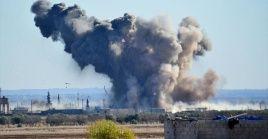 El Departamento de Defensa de EE.UU. reconoció que al menos 1.190 murieron por los ataques de la coalición en Siria e Irak en los últimos tres años.