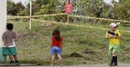 La entrega del informe de Coalico a la JEP coincide con el Día Internacional de las Manos Rojas, protocolo que prohíbe la participación de menores en los conflictos armados.