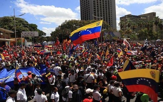 La mayoría de los venezolanos han rechazado las acciones injerencistas de EE.UU.