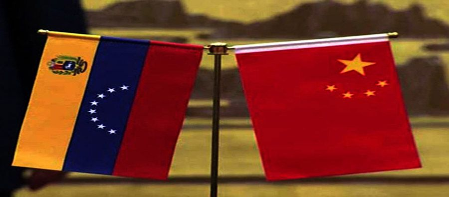 China ha reiterado su apoyo a un diálogo entre el Gobierno venezolano y la oposición.