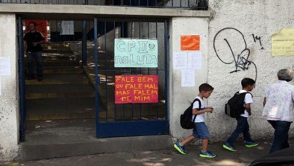 El gobierno de Bolsonaro apunta a eliminar el legado del Freire de los centros educativos.