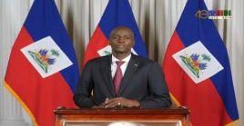 En su alocución, Moise ofreció la posibilidad de diálogo y encargó al primer ministro la búsqueda de soluciones pacíficas.